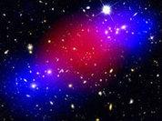 Темная материя вдруг засияла?
