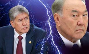Лидер Киргизии бросил вызов президенту Назарбаеву