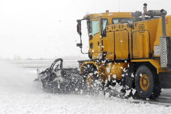 Москва выполнила тройную норму по мощным снегопадам этой зимой