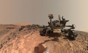 Марсоход обнаружил на Красной планете высохшее древнее соленое озеро