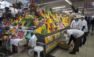 """Санкции против Турции не """"взвинтили"""" цены на продукты в России"""
