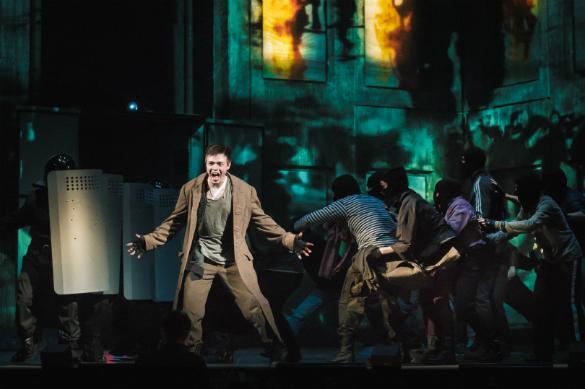"""Рок-опера """"Преступление и наказание"""" — теперь на Пушкинской площади"""