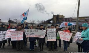 Кузбасские медики начали голодовку из-за сокращений