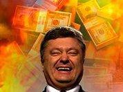 BBC: За год президентства Порошенко семикратно обогатился