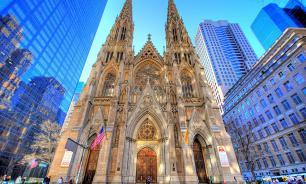 Полиция задержала поджигателя собора Святого Патрика в США