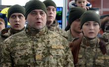 Бойцы ВСУ отказались славить Украину
