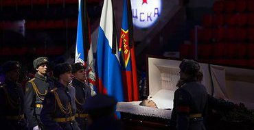 Татьяну Тарасову охрана не пускала на прощание с Виктором Тихоновым
