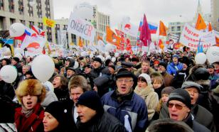 В России накапливается протестный потенциал