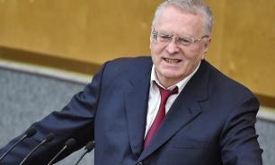 Жириновский: спортсмены, врачи и педагоги не должны быть депутатами