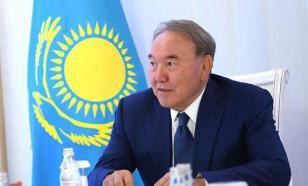 Назарбаев передал Зеленскому поздравления с официальным вступлением в должность