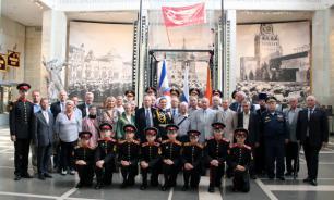 Московские суворовцы встретились на юбилее выпускников