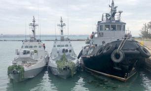 Россия освободила одного члена экипажа захваченного украинского корабля