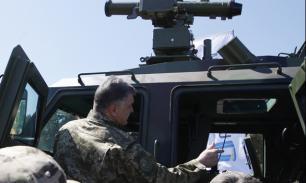 Украинские военные испытали новую технику