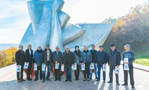 Россия и Азербайджан чтят память о Великой Победе