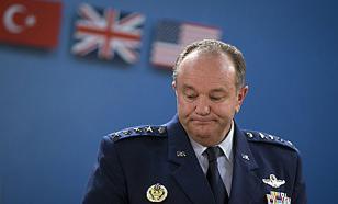 """Американский генерал требовал от Обамы """"жестких решений"""" по России"""