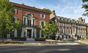 Джефф Безос ремонтирует самый большой дом в Вашингтоне, округ Колумбия