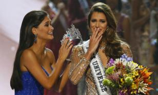 """Студентка из Франции завоевала титул """"Мисс Вселенная"""""""