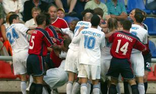 15 лет самому скандальному матчу российского футбола
