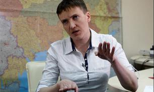 Савченко претендует на пост президента Украины