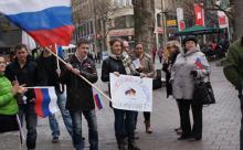 Россия обошла США в рейтинге доверия немцев