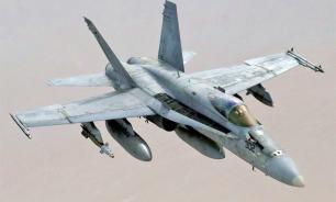 Пилота ВВС Бельгии пытались ослепить лазером во время полета