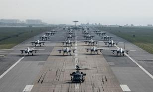 СМИ: США тайком наращивают мощь авиации в Европе