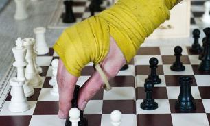 Впервые в истории: Украинцы подрались за шахматной доской