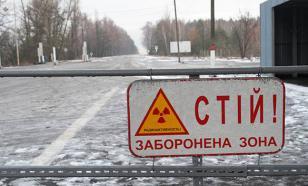Находиться в Чернобыльской зоне опасно и спустя 30 лет после катастрофы