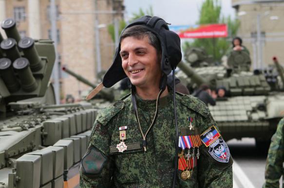 Захарченко пообещал скоро назвать убийц Гиви