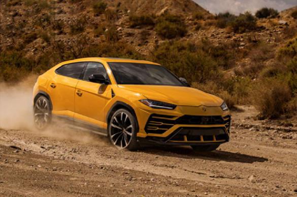 Россияне раскупили Lamborghini Urus по 15 млн рублей еще до выхода на рынок