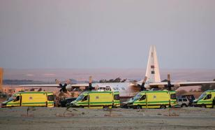 """Air France """"из предосторожности"""" отказалась от полетов над Синаем"""