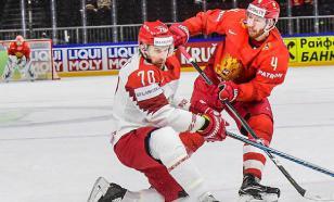 Болельщики избили хоккеиста в Новосибирске