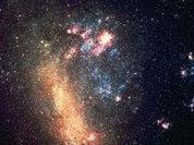 Звезда-аутсайдер из соседней галактики