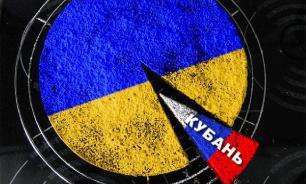На Украине рассказали, как поделят с Китаем Россию