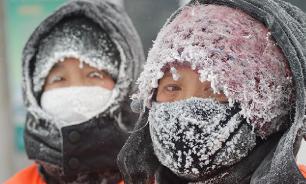 """Жители поселка Белая Гора в Якутии проголосовали против """"сухого закона"""""""