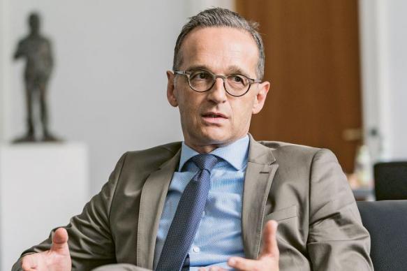 Глава МИД Германии не счел нужным ослабить антироссийские санкции