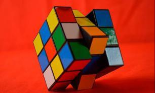 Мельница заблуждений: Кубик Рубика