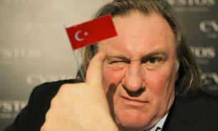 СМИ: Депардье хочет предать Россию и стать турком