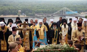 Епископ УПЦ пожаловался американским конгрессменам на притеснения