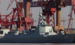 В Китае на воду спустили два новых эсминца проекта 052D