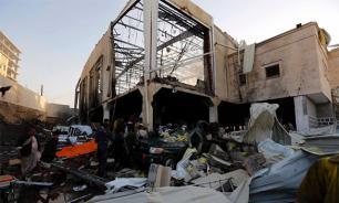 Бедствие в Йемене: как США и Великобритания уничтожают очередную страну