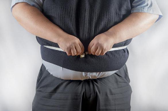 Терапевт: 29% мужчин в России страдают от ожирения