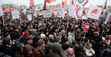 Николай Стариков: На митинги теперь ходят только самые упертые