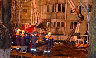 В Красноярске в одном из жилых домов прогремел взрыв