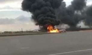 СМИ сообщили о погибших при пожаре в Sukhoi Superjet 100