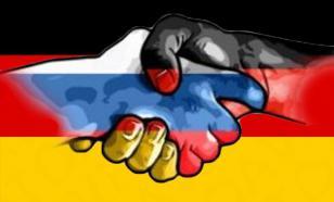 """Россия и Германия """"сверили часы"""""""