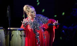 Грузинская джазовая певица отказалась выступать в России