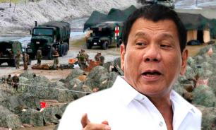 Филиппины отказались от американского оружия