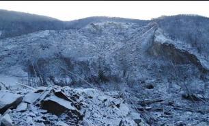 Причиной обрушения сопки в Хабаровском крае могла стать аномалия