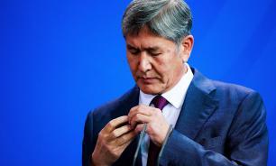 В Киргизии завершилась операция по задержанию бывшего президента страны